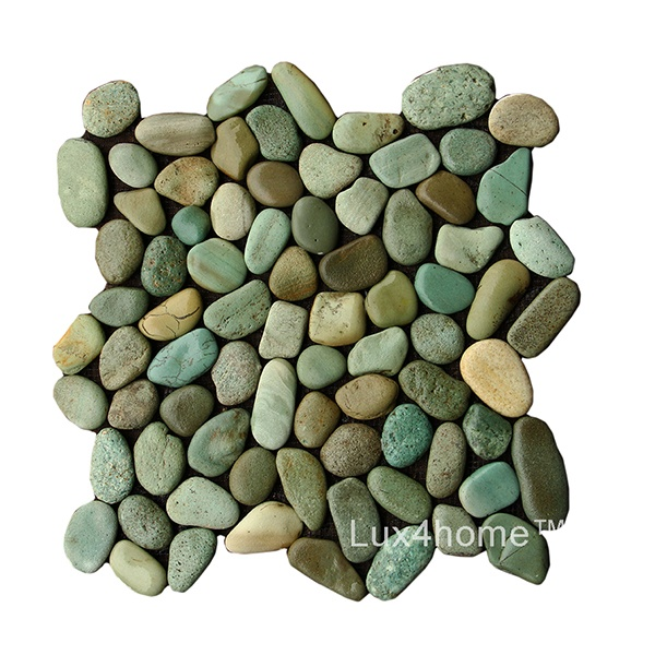 Mosaic Stone Pebble Tiles