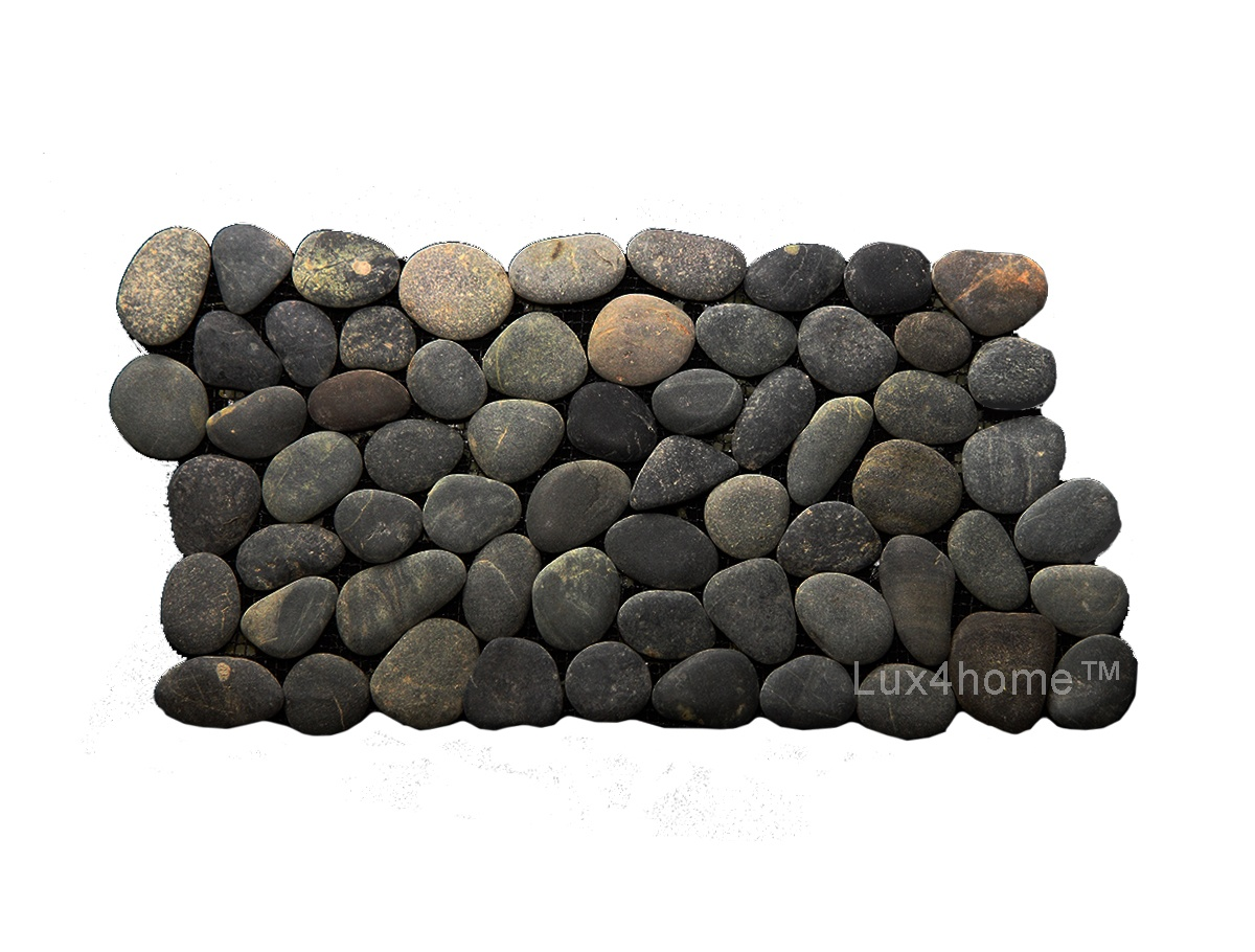 Black Pebble Mosaic producer