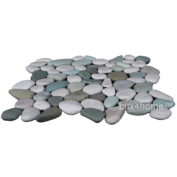 Mosaic Stone Pebble Tiles