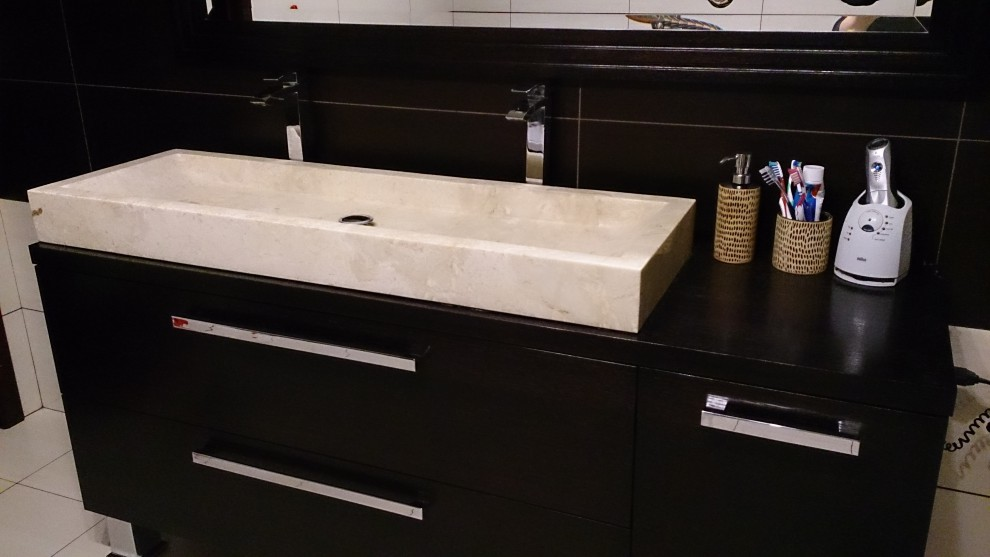 long marble sink - Lux4home