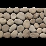 maluku Tan pebble borders
