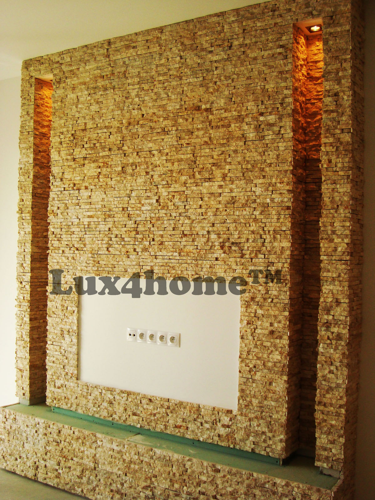 Wall cladding Marble stone