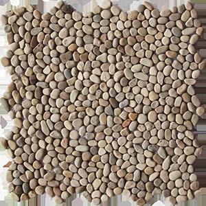 Pebble tiles