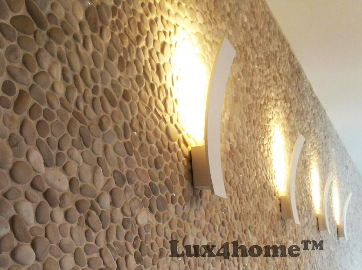 pebble tiles beige