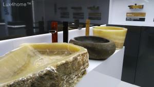Interior furnishings fair - Natural Stone wash basins- Bathroom (10)