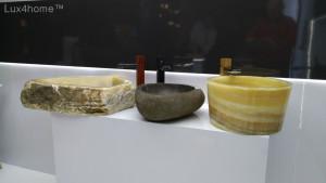 Interior furnishings fair - Natural Stone wash basins- Bathroom (11)
