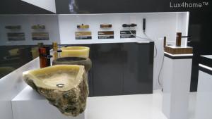 Interior furnishings fair - Natural Stone wash basins- Bathroom (19)