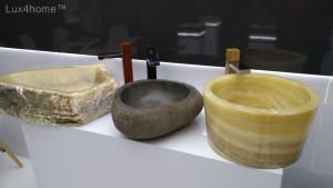 Interior furnishings fair - Natural Stone wash basins- Bathroom (20)