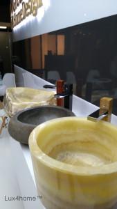 Interior furnishings fair - Natural Stone wash basins- Bathroom (21)