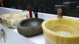 Interior furnishings fair - Natural Stone wash basins- Bathroom (26)