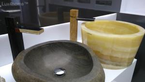 Interior furnishings fair - Natural Stone wash basins- Bathroom (5)