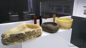 Interior furnishings fair - Natural Stone wash basins- Bathroom (8)