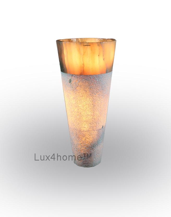lighted onyx wash basin - Illuminated Onyx WashBasin