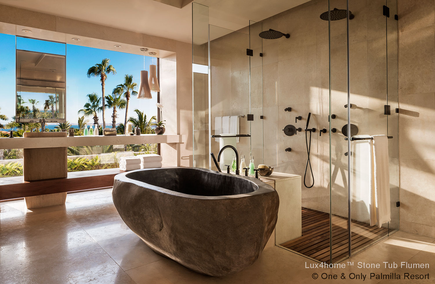 Natural Stone - Bathtub