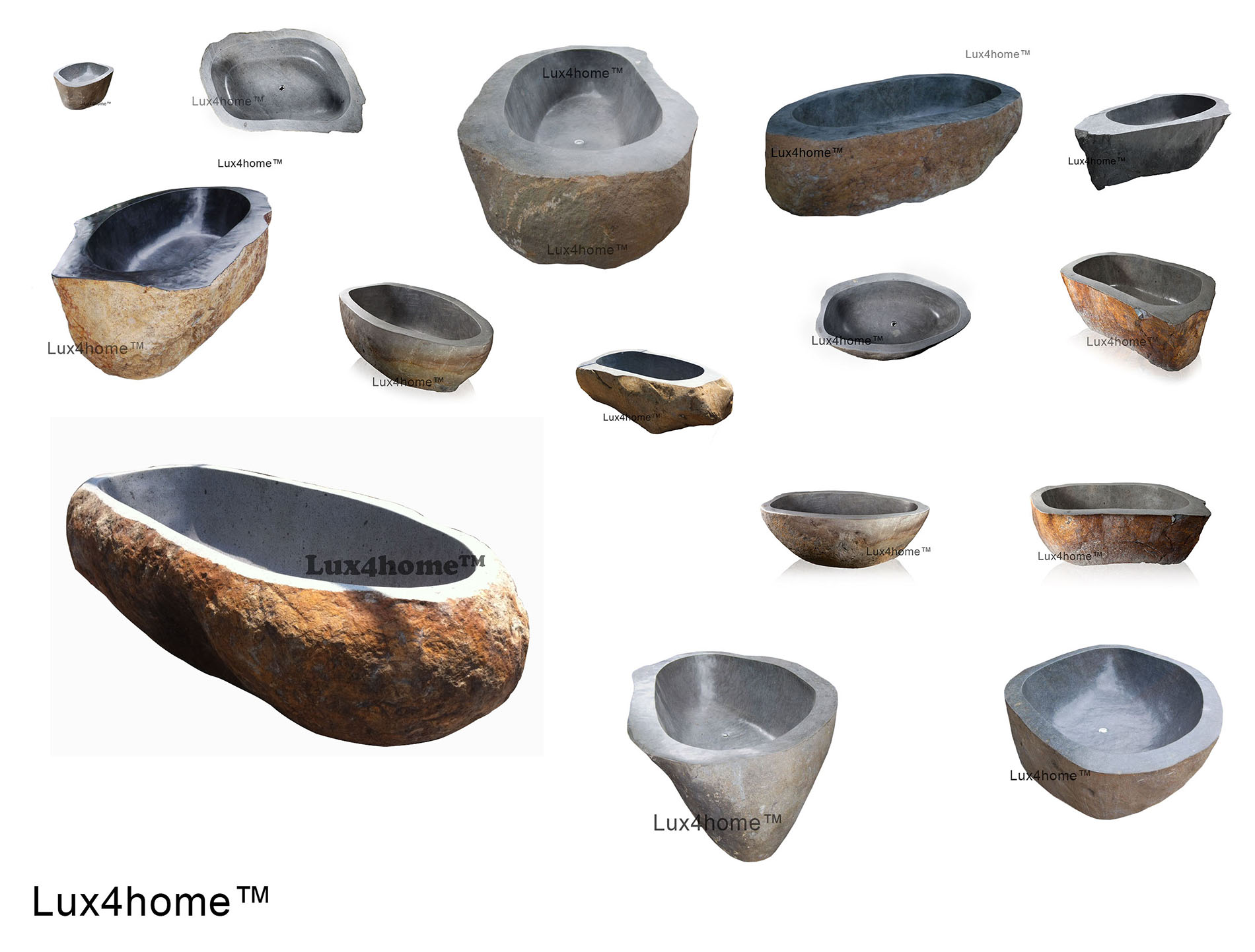 Stone Bathtubs prices for sale producer Bali Indonesia