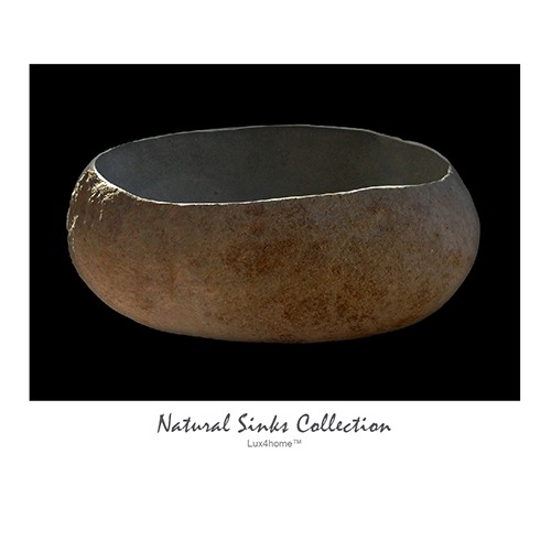 River Stone Sinks Collection