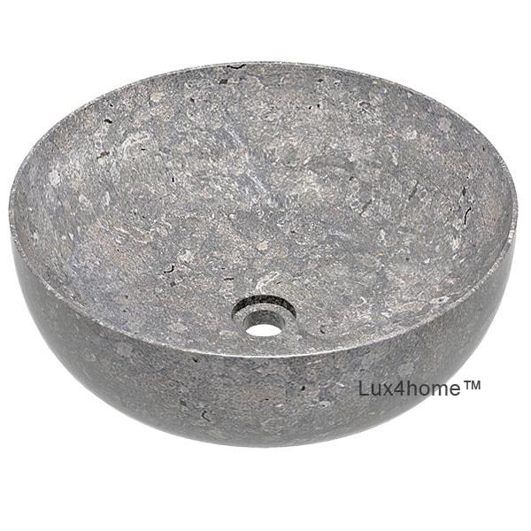 Round Marble Stone Sink