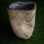 Pedestal Freestanding Stone Wash Basins
