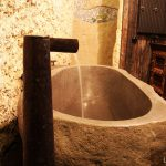 solid stone bathtub price
