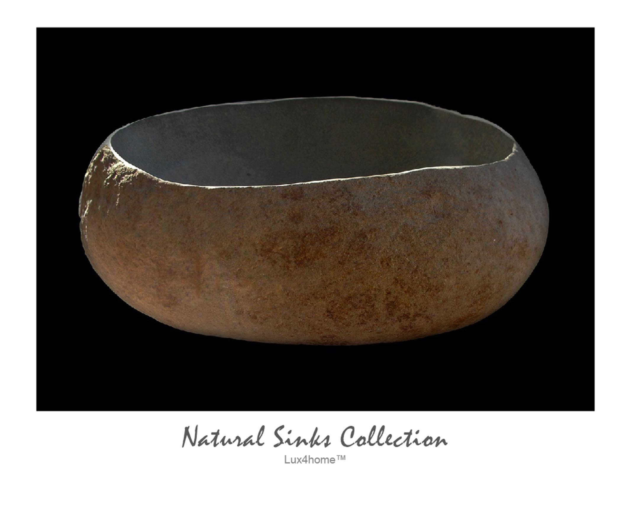 River Stone Washbasins Producer