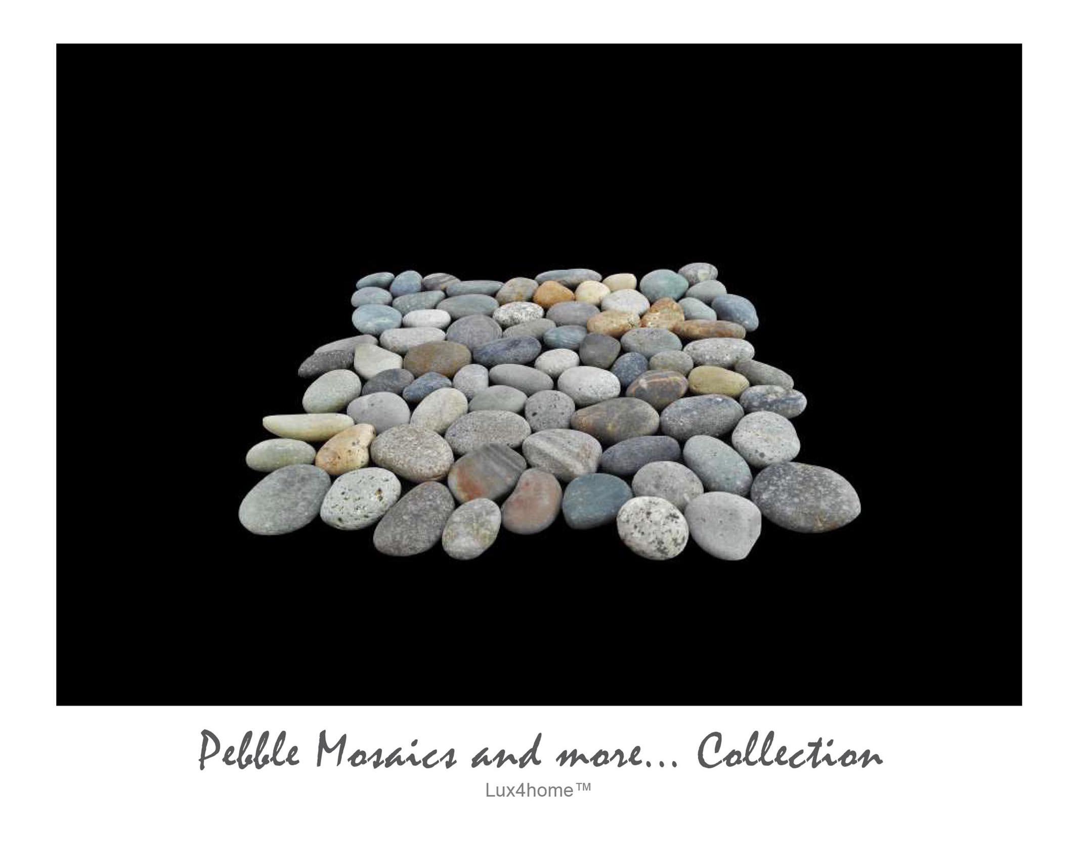 Pebble Mosaic Producer