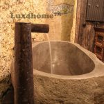 Granite Tub - Lava Bath Tube