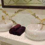 Countertop granite sinks