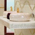 Countertop granite Washbasin