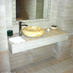 Countertop Onyx Washbasin