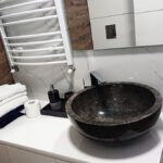 marble bowl sinks bathroom