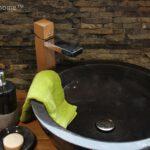 Marble Bowl Sink