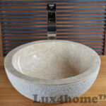 Countertop Stone Washbasin - Stone SInk