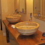onyx wash hand basin