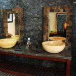 onyx stone wash basins