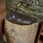 Freestanding Natural Stone Sink