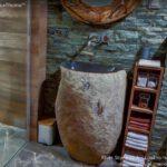 Pedestal Stone Basin