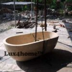freestanding marble bathtubs