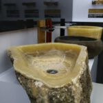 Natural Stone Onyx Sink