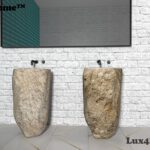 Natural Stone sinks freestanding