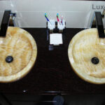 Natural Onyx Wash basins
