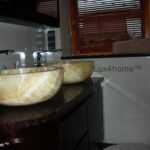 Natural Onyx Washbasins