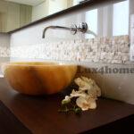 Countertop Stone Onyx Sink