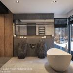 Pedestal Stone Sinks - Boulder Sink