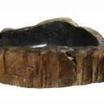Petrified Wood Stone Sink