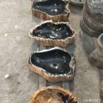 Petrified Wood Stone Sinks
