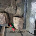 Boulder Stone Sink