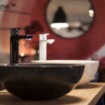 Black Stone Washbasin