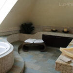 Stone sink marble flat sink onyx