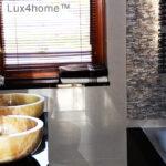 Vanity onyx washbasins