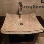 Vessel Stone Sink - Stone Basins